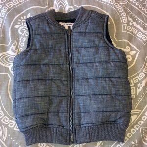 ✨ Toddler puffer vest ✨